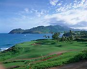 Kauai Lagoons Golf Course, Kauai, Hawaii<br />