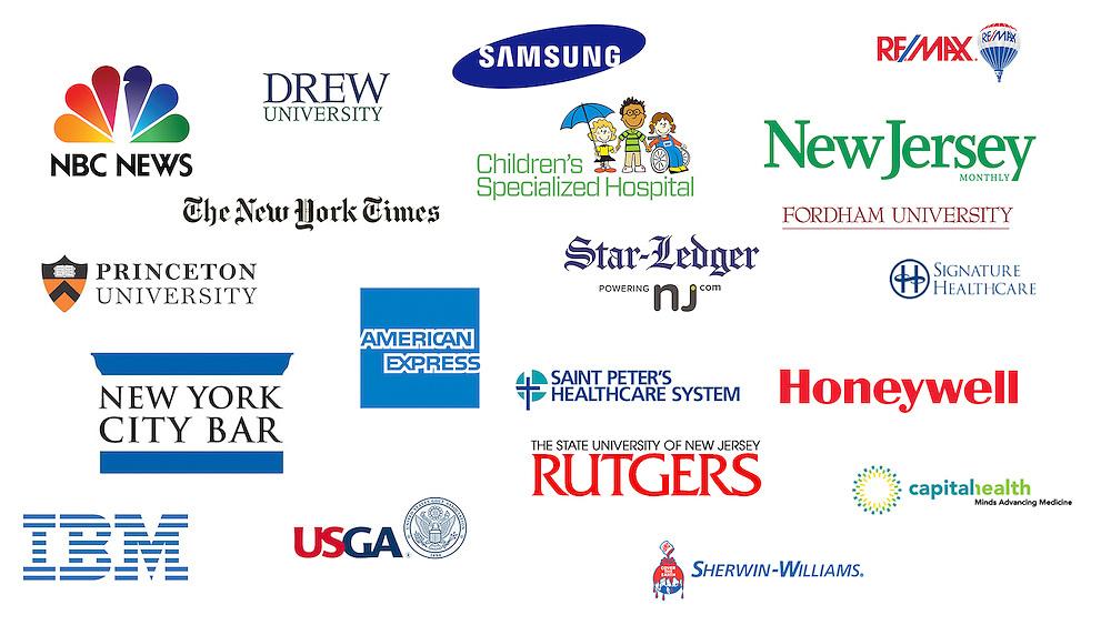 Client list logos