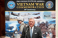 Vietnam Veterans Day in Georgia - A tribute to Georgia Vietnam Medal of Honor Recipients, Atlanta, Georgia - Governor Nathan Deal speaking