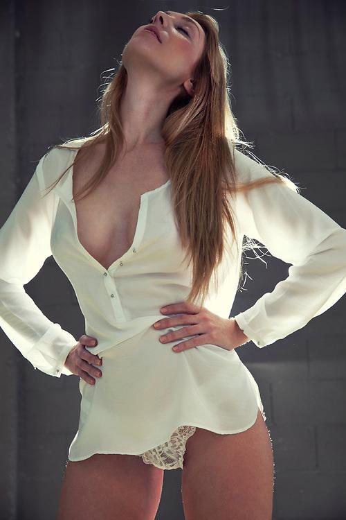 Photo: MGUEL PEREIRA<br /> Model: TATIANA SUÑE
