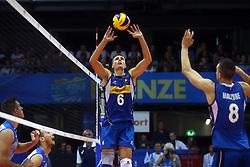 SIMONE GIANNELLI<br /> <br /> Italy vs Slovenia<br /> Volleyball men's world championship <br /> Florence September 18, 2018