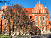 Collegium Witkowskiego (Collegium Phisicum im. Augusta Witkowskiego) przy ul. Gołębiej 13 w Krakowie, w którym mieści się Instytut Historii Uniwersytetu Jagiellońskiego.