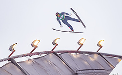 10.02.2019, Stadio del Salto, Lahti, FIN, FIS Weltcup Nordische Kombination, Skisprung, im Bild Wendelin Thannheimer (GER) // Wendelin Thannheimer (GER) during Skijumping Competition of FIS Nordic Combined World Cup at the Stadio del Salto in Lahti, Finland on 2019/02/10. EXPA Pictures © 2019, PhotoCredit: EXPA/ JFK