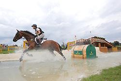 Howard Rebecca, (CAN), Riddle Master<br /> European Championship Aachen 2015<br /> © Hippo Foto - Stefan Lafrentz