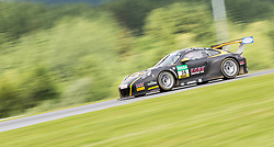 10.06.2017, Red Bull Ring, Spielberg, AUT, ADAC GT Masters, Spielberg, 1. Rennen, im Bild Klaus Bachler (AUT)/Alex MacDowall (GBR) Schuetz Motorsport // Austrian ADAC GT Masters driver Klaus Bachler/British ADAC GT Masters driver Alex MacDowall of Schutz Motorsport during the 1st race of the ADAC GT Masters at the Red Bull Ring in Spielberg, Austria on 2017/06/10. EXPA Pictures © 2017, PhotoCredit: EXPA/ Dominik Angerer