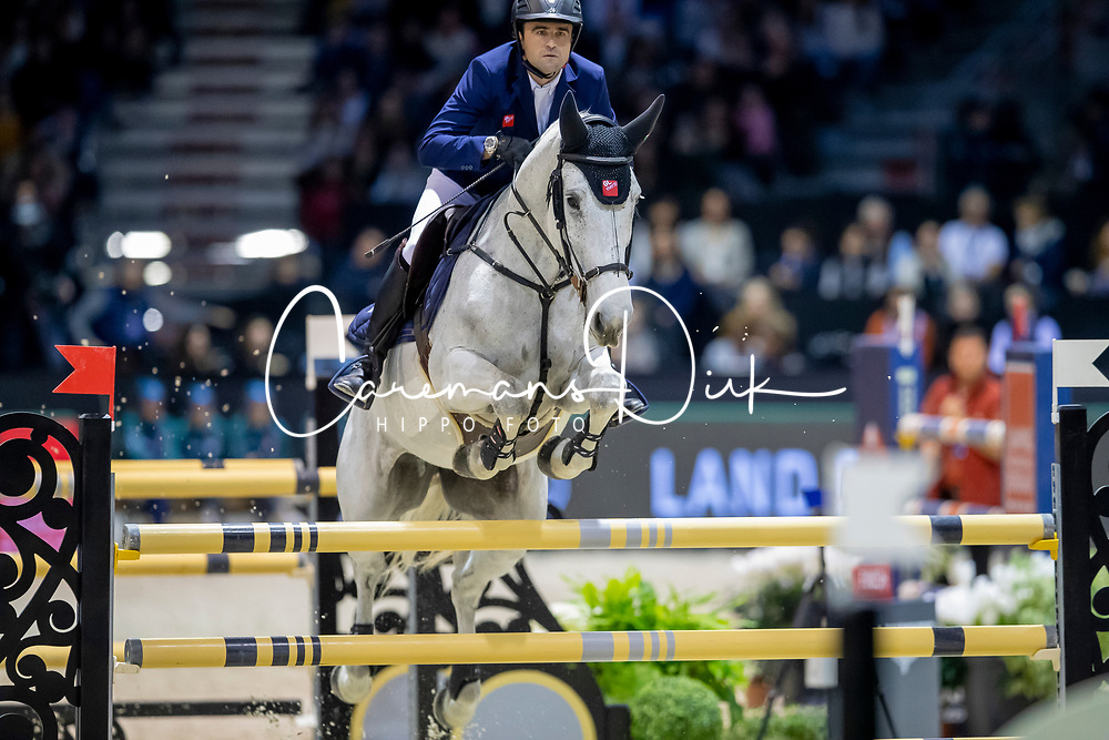 Perreau Olivier, FRA, GL Events Jessi d'Haverlande<br /> Jumping International de Bordeaux 2020