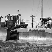 Angela the bulldozer