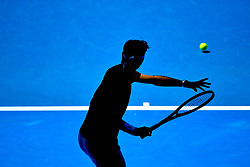 January 13, 2019 - Melbourne, AUSTRALIA - Roger Federer  (Credit Image: © Panoramic via ZUMA Press)