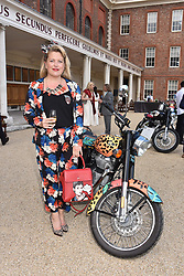 Boyarde Messenger at the Concours d'éléphant in aid of Elephant Family held at the Royal Hospital Chelsea, London, England. 28 June 2018.