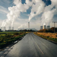 Drax Power Station.