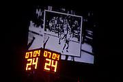 panoramica Unipol Arena<br /> Segafredo Virtus Bologna - Kontatto Fortitudo Bologna<br /> Campionato Basket LNP 2016/2017<br /> Bologna 06/01/2017<br /> Foto Ciamillo-Castoria