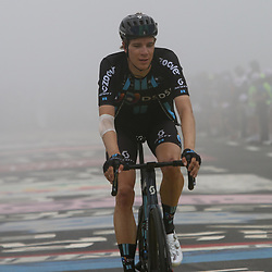 LUZ ARDIDEN (FRA) CYCLING: July 15<br /> 18th stage Tour de France Pau-Luz Ardiden<br /> Images from the Col du Tourmalet<br /> Nils Eekhof