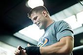 UFC 152 Workouts