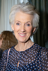 Her Royal Highness Camilla the Duchess of Cornwall hosts a reception at Clarence House to mark the tenth anniversary of First story, an initiative to encourage writing in especially among those from deprived backgrounds in schools across the country PICTURED: Joanna Trollope . London, July 10 2018.
