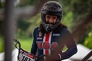 2021 UCI BMXSX World Cup<br /> Round 4 at Bogota (Colombia)<br /> 1/8 Final<br /> ^me#187 GARCIA, Jared (USA, ME)