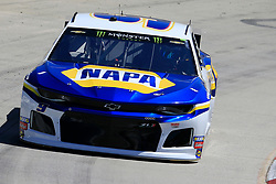 March 23, 2019 - Martinsville, VA, U.S. - MARTINSVILLE, VA - MARCH 23: #9: Chase Elliott, Hendrick Motorsports, Chevrolet Camaro NAPA AUTO PARTS during final practice for the STP 500 Monster Energy NASCAR Cup Series race on March 23, 2019 at the Martinsville Speedway in Martinsville, VA.  (Photo by David J. Griffin/Icon Sportswire) (Credit Image: © David J. Griffin/Icon SMI via ZUMA Press)