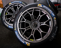 Paddock Michelin Tyres 24hr Le Mans 16th June 2016