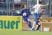 BILDET INNGÅR IKKE I FASTAVTALER<br /> <br /> Fotball<br /> Tyskland<br /> 12.07.2015<br /> Foto: imago/Digitalsport<br /> NORWAY ONLY<br /> <br /> 1. Bundesliga - Fußball - Testspiel - SV Grödig - FC Ingolstadt 04 - 1:0 - links Torwart Örjan Haskjard Nyland (26, FCI) kann den Ball nicht festhalten und Roman Wallner trifft zum 1:0 Tor 1. BL - FC Ingolstadt 04 STestspiel - SV Grödig aison 2015/2016<br /> <br /> Ørjan Håskjold Nyland