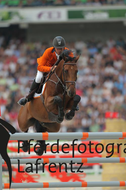 Dubbeldam, Jeroen, Zenith SFN<br /> Normandie - WEG 2014<br /> Springen - Finale III<br /> © www.sportfotos-lafrentz.de/ Stefan Lafrentz