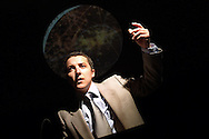 Jon Spooner of Unlimited Theatre, part of the cast performing their production Neutrino at the Pleasance Dome. The show is part of the Edinburgh Festival Fringe and runs until August 26.