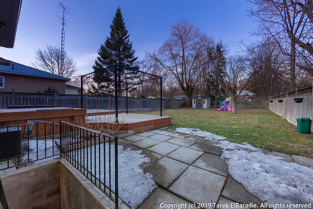 Blanefield Mississauga | Real Estate Photography