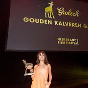 NLD/Utrecht/20191004 - Uitreiking Gouden Kalveren 2019, Melody Klaver