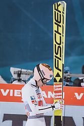 06.01.2021, Paul Außerleitner Schanze, Bischofshofen, AUT, FIS Weltcup Skisprung, Vierschanzentournee, Bischofshofen, Finale, im Bild Stefan Kraft (AUT) // Stefan Kraft of Austria during the final of the Four Hills Tournament of FIS Ski Jumping World Cup at the Paul Außerleitner Schanze in Bischofshofen, Austria on 2021/01/06. EXPA Pictures © 2020, PhotoCredit: EXPA/ JFK