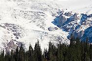 Mount Rainier's Nisqually Glacier, Washington, USA
