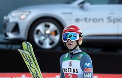 01.01.2020, Olympiaschanze, Garmisch Partenkirchen, GER, FIS Weltcup Skisprung, Vierschanzentournee, Garmisch Partenkirchen, im Bild Philipp Aschenwald (AUT) // during the Four Hills Tournament of FIS Ski Jumping World Cup at the Olympiaschanze in Garmisch Partenkirchen, Germany on 2020/01/01. EXPA Pictures © 2020, PhotoCredit: EXPA/ SM<br /> <br /> *****ATTENTION - OUT of GER*****