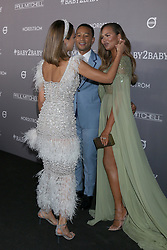 November 9, 2019, Culver City, CA, USA: LOS ANGELES - NOV 9:  Jessica Alba, John Legend, Chrissy Teigen at the 2019 Baby2Baby Gala Presented By Paul Mitchell at 3Labs on November 9, 2019 in Culver City, CA (Credit Image: © Kay Blake/ZUMA Wire)