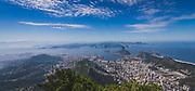 Classic Rio de Janeiro panorama