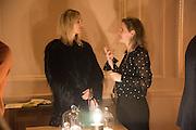 ELIZABETH VON THURN UND TAXIS; KATHARINA PRECHT DE VAIVRE   GEMS AND LADDERS London Launch & Artist's Talk, 11 Mansfield Street, London. 24 November 2016