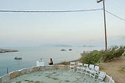 Greece, Kyklades, Folegrandos, <br /> Karavostasis