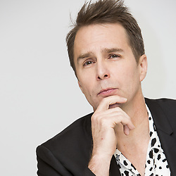 December 11, 2017 - FILE - Golden Globes 2018 Nominees - Nominated for Best Supporting Actor Sam Rockwell, Three Billboards Outside Ebbing, Missouri - November 14, 2017 - Hollywood, CA, USA - Sam Rockwell  stars in the movie Three Billboards Outside Ebbing, Missouri  (Credit Image: © Armando Gallo via ZUMA Studio)