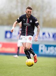 Falkirk's Lee Miller. <br /> Falkirk 1 v 0 Morton, Scottish Championship game  played 1/5/2016 at The Falkirk Stadium.
