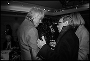 SIR BOB GELDOF; JOHN SWANNELL, Fortnum and Mason and Quartet books host a celebration for the publication of  The White Umbrella by Brian Sewell. Illustrated by Sally Ann Lasson. Fortnum and Mason. Piccadilly. London. 3 March 2015.