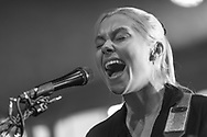 Amerian singer-songwriter Phoebe Bridgers at Haldern Pop Festival