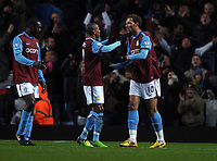 Fotball<br /> England<br /> Foto: Fotosports/Digitalsport<br /> NORWAY ONLY<br /> <br /> John Carew Celebrates Scoring 3rd Goal<br /> Aston Villa 2009/10<br /> Aston Villa V Blackburn Rovers 02/01/10<br /> The FA Cup 3rd Round