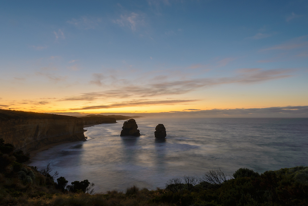 Dawn at Gibsons Beach on the Great Ocean Road