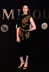 Erin O'Connor attending the BFI Luminous Fundraising Gala held at the Guildhall, London.