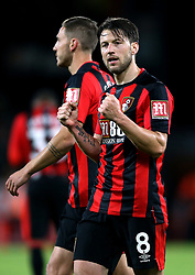 AFC Bournemouth's Harry Arter celebrates after the final whistle