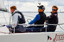 , Kieler Woche 05. - 13.09.2020, J70 - GER 2744 - Jukebox - Jonathan DULON - Berliner Yacht-Club e.V