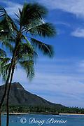 """Diamond Head 0r """" Leahi """"<br /> Oahu, Hawaii, USA ( Pacific )"""