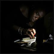 Weed. Lagos, Nigeria. © Francis Kokoroko @accraphoto 2017