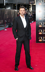 The Laurence Olivier Awards - Red Carpet Arrivals. Michael Xavier attends The Laurence Olivier Awards at the Royal Opera House, London, United Kingdom. Sunday, 13th April 2014. Picture by Daniel Leal-Olivas / i-Images
