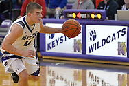 Clearview at Keystone boy varsity basketball on January 15, 2016. Images © David Richard and may not be copied, posted, published or printed without permission.