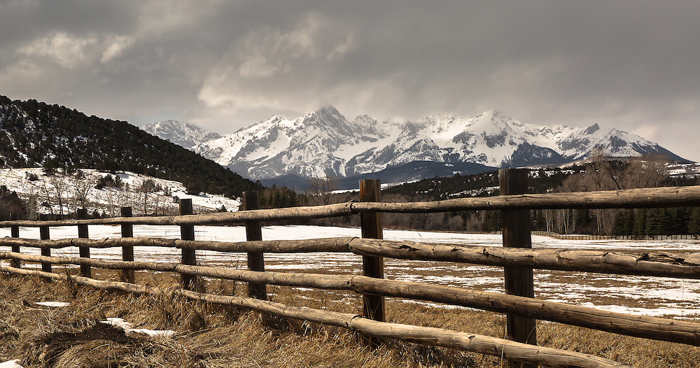 Southwestern Colorado.  March, 2015.