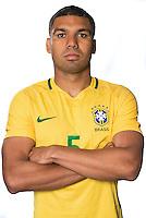 Football Conmebol_Concacaf - <br />Copa America Centenario Usa 2016 - <br />Brazil National Team - Group B - <br />Carlos Henrique Casemiro