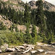 Chicago Basin, San Juan Mountains, Colorado