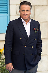© Licensed to London News Pictures. 16/07/2018. London, UK. Andy Garcia attends the Mamma Mia! Here We Go Again World Film Premiere at Eventime Apollo Hammersmith. Photo credit: Ray Tang/LNP
